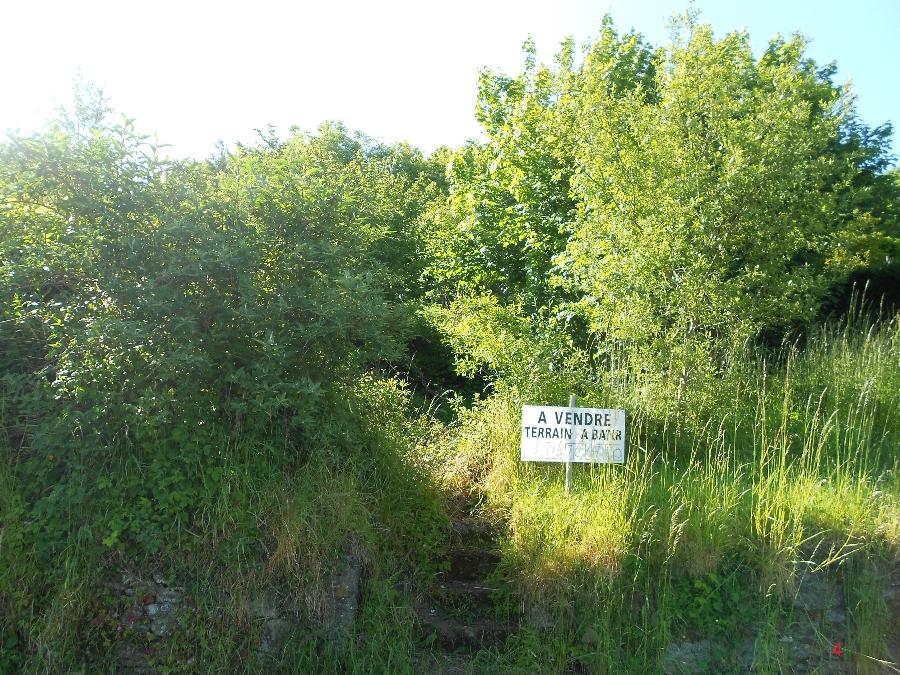 Terrain de 1 000 m² à Pont de Buis - 15 000€